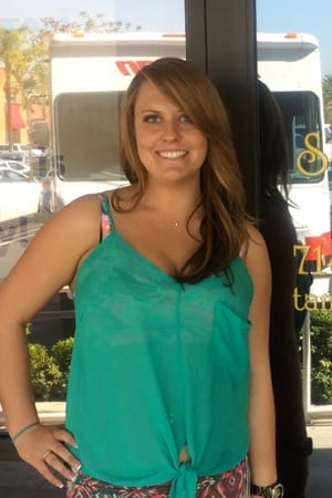 Jacee Kress, General Manager, Sun Studio Tanning in Placentia, CA
